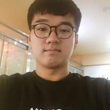 Jeong Muk felhasználói profilja