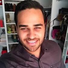 Aryclenes Moraes felhasználói profilja