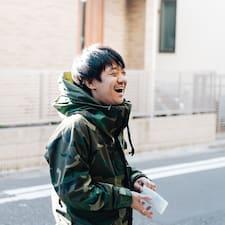 Perfil do utilizador de Hiroyuki