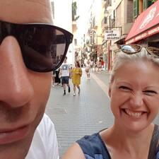 โพรไฟล์ผู้ใช้ Janine & Markus