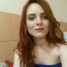 Perfil do utilizador de Mihaela