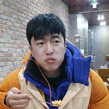 Henkilön Kyoung Seok käyttäjäprofiili