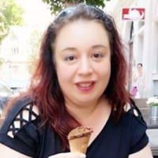 Profil utilisateur de Gabriella
