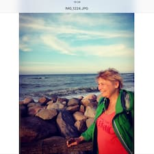 Perfil de usuario de Angela