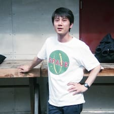 Profil utilisateur de Masayoshi