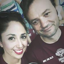 Alberto & Mariana的用戶個人資料