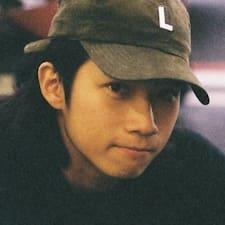 Kang felhasználói profilja