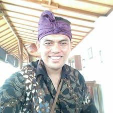 Profil utilisateur de Putu Eka