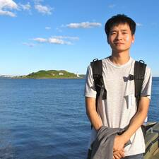Ja-Keoung felhasználói profilja