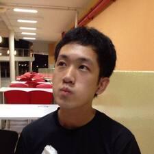 Henkilön Tong Lin käyttäjäprofiili