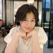丁柔 felhasználói profilja