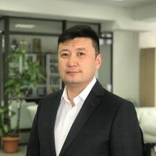 Achit-Erdene的用戶個人資料