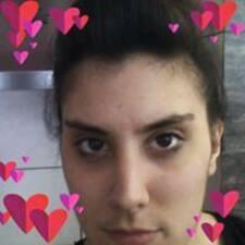 Perfil do utilizador de Alexandra