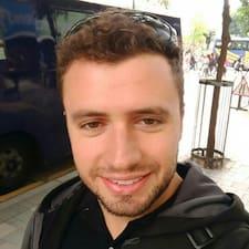 Eduard felhasználói profilja