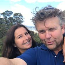 Angela & Roger User Profile