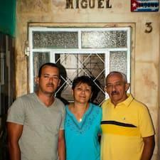 Miguel User Profile