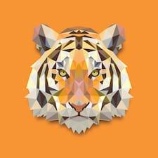 โพรไฟล์ผู้ใช้ Tiger