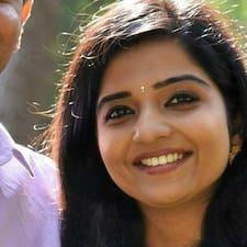 Ranjana felhasználói profilja