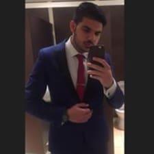 Profil utilisateur de Ismaeel