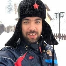 Kudrat User Profile