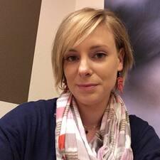 Profil utilisateur de Claire-Hélène
