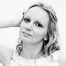 Masha felhasználói profilja