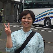 Profil utilisateur de Mariko
