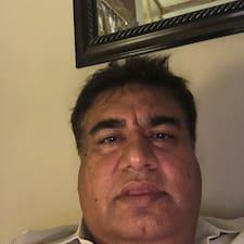 Shahzad felhasználói profilja