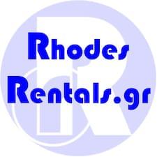 RhodesRentals felhasználói profilja