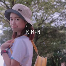 Perfil do utilizador de Kimen