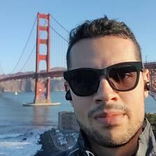Профіль користувача Vinicius