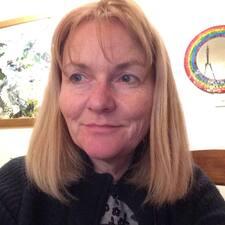 Henkilön Patricia käyttäjäprofiili