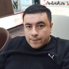 Profil utilisateur de Ulises Ivan