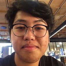 Gebruikersprofiel Kevin