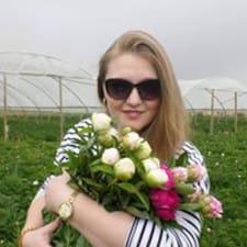 Профіль користувача Yulia
