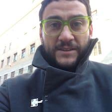 Gebruikersprofiel Cesare