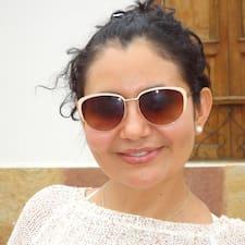 Profil utilisateur de Sandra Jazmin