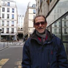 Nutzerprofil von Alain