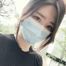 Wencui felhasználói profilja