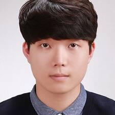 Nutzerprofil von Jongchan