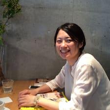 Gebruikersprofiel Yumiko