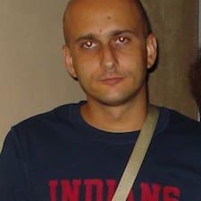 Mirza - Uživatelský profil