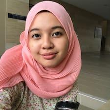 Ainnur Khadijah User Profile