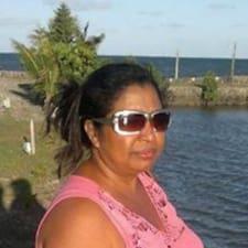 Marie Doris felhasználói profilja