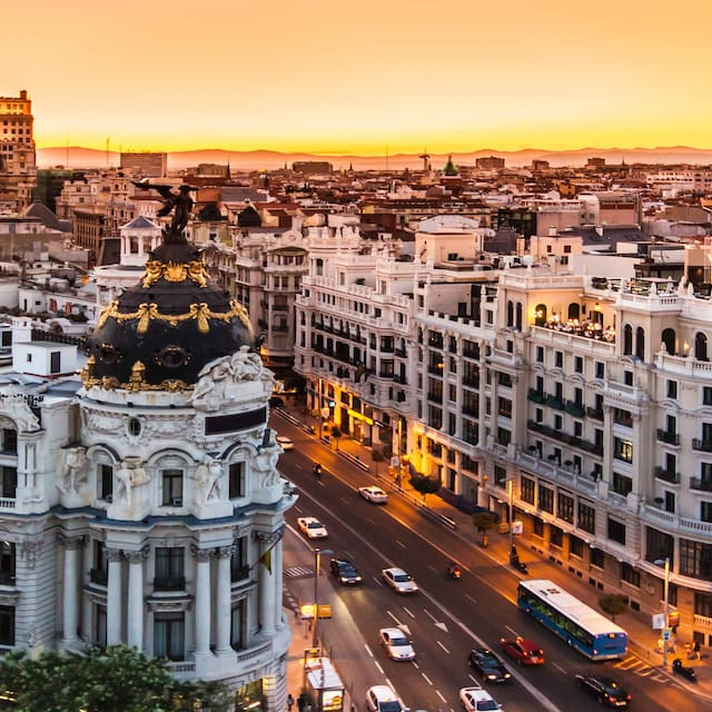 Guidebook for Madrid