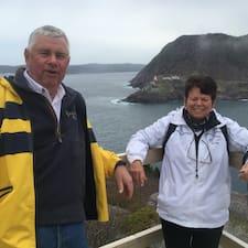 Carol-Anne & Lance felhasználói profilja
