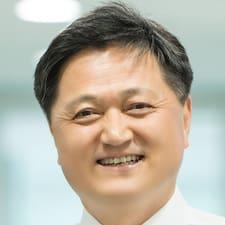 Användarprofil för Hoseong