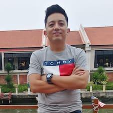 Syafiq felhasználói profilja