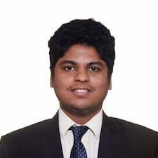 Profil utilisateur de Venkata Naga Aditya