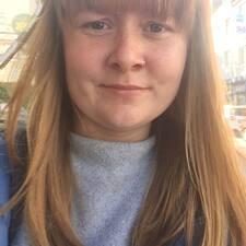 Ann-Kathrin felhasználói profilja